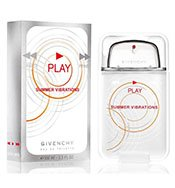 Описание аромата Givenchy Play Summer Vibrations